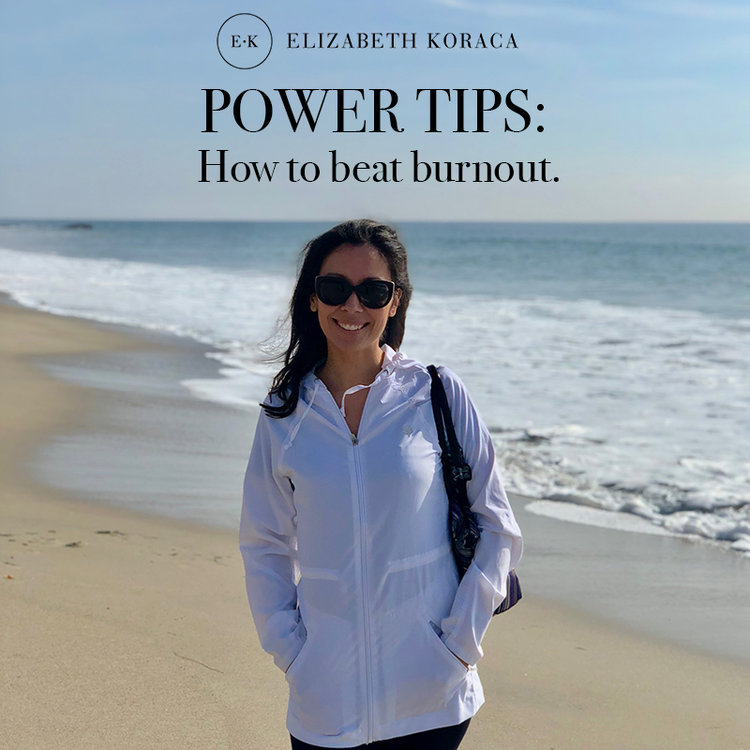How to Beat Burnout!