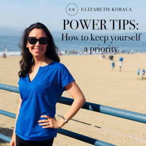 How to Keep Yourself a Priority